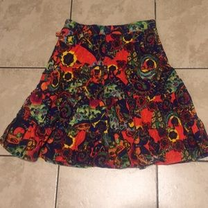 Place kid skirt